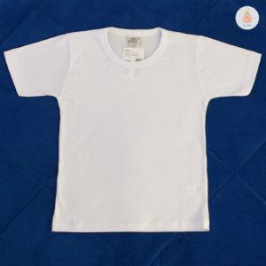 d324dca8d2 Camiseta Lisa Branca Kaiani