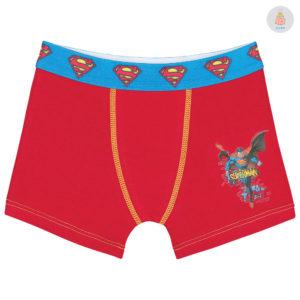 ce792999a Cueca Boxer Vermelha Superman Lupo