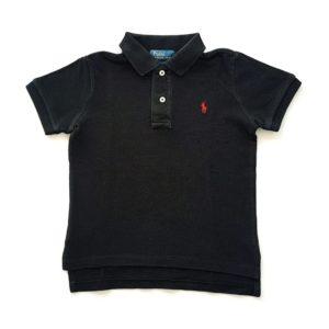 Camisa Polo Preta Ralph Lauren