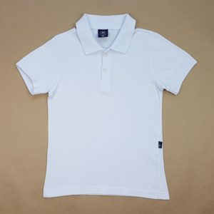 Camisa Polo Branca Hering